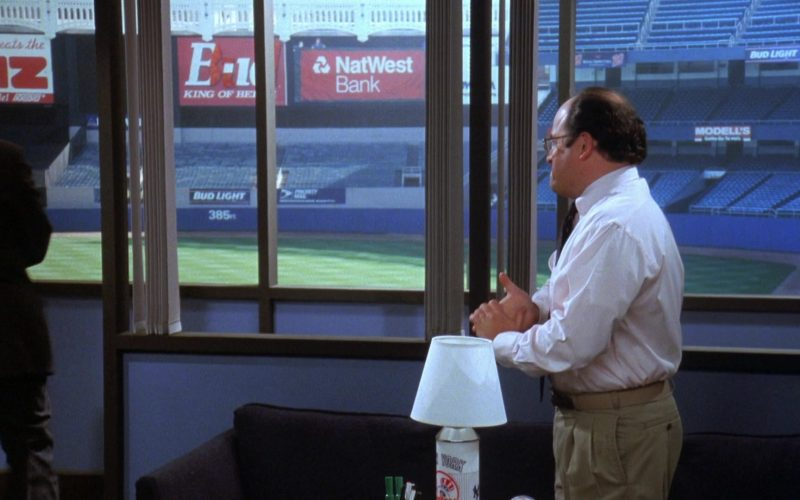 NatWest Bank in Seinfeld Season 7 Episode 21-22 The Bottle Deposit