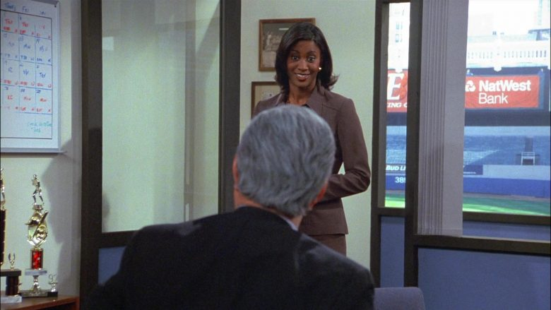 NatWest Bank in Seinfeld Season 8 Episode 18 The Nap (2)