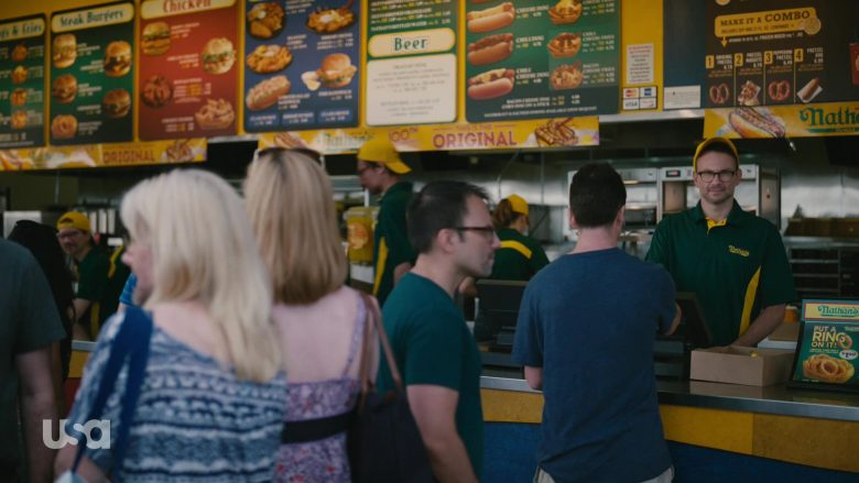 Nathan's Famous Restaurant in Mr. Robot Season 4 Episode 13 Series Finale Part 2 (3)