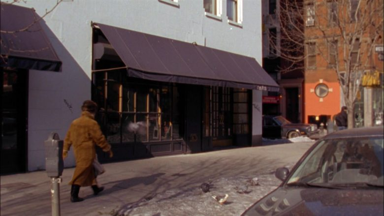 Nautica Clothing Store in Seinfeld Season 5 Episode 15 The Pie (3)