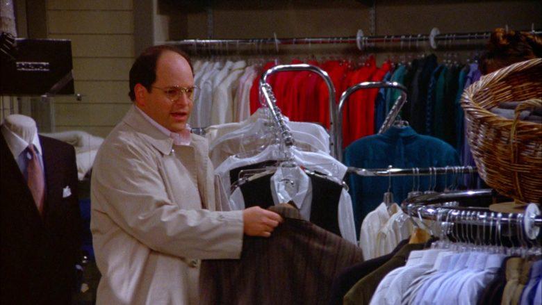 Nautica Clothing Store in Seinfeld Season 5 Episode 15 The Pie (4)