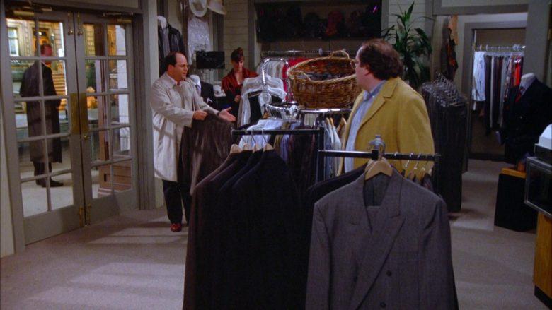 Nautica Clothing Store in Seinfeld Season 5 Episode 15 The Pie (5)