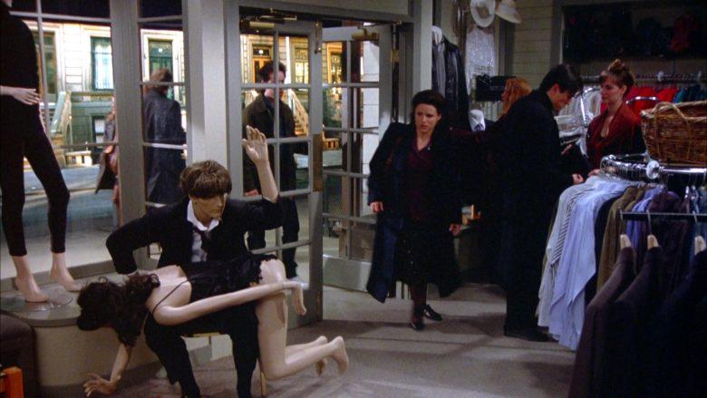 Nautica Clothing Store in Seinfeld Season 5 Episode 15 The Pie (7)