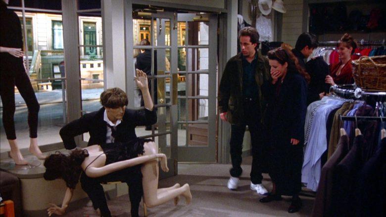 Nautica Clothing Store in Seinfeld Season 5 Episode 15 The Pie (8)