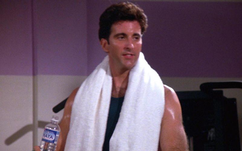 Naya Water Bottle in Seinfeld Season 5 Episode 17 The Wife