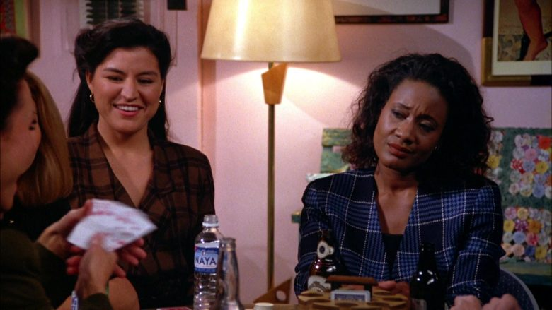 Naya Water in Seinfeld Season 5 Episode 10 The Cigar Store Indian (1)