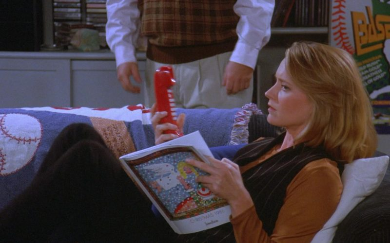 Neiman Marcus Christmas Book in Seinfeld Season 7 Episode 8 The Pool Guy