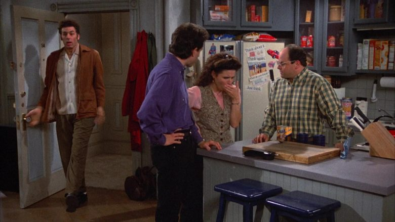 Nestle Quik in Seinfeld Season 4 Episode 16 The Shoes (2)