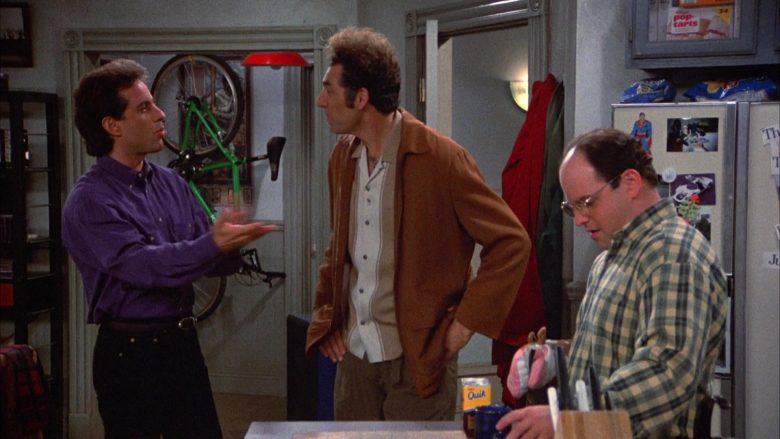 Nestle Quik in Seinfeld Season 4 Episode 16 The Shoes (3)