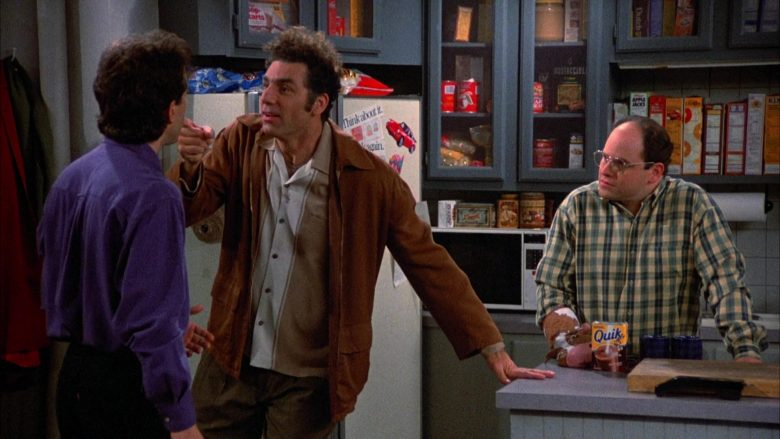 Nestle Quik in Seinfeld Season 4 Episode 16 The Shoes (4)