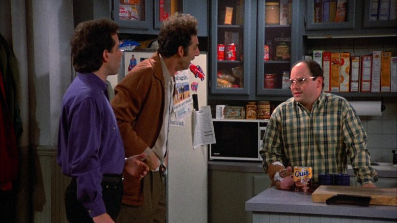Nestle Quik in Seinfeld Season 4 Episode 16 The Shoes (6)