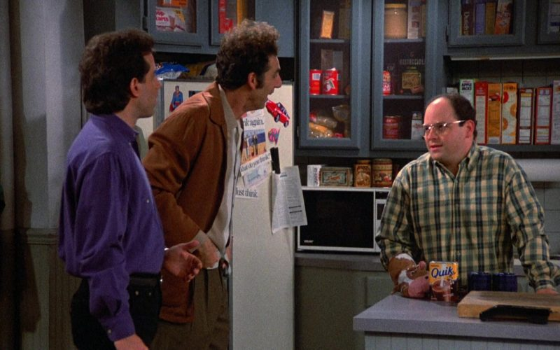 Nestle Quik in Seinfeld Season 4 Episode 16 The Shoes (6)