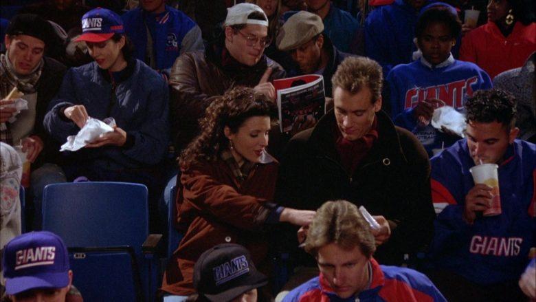 New York Giants in Seinfeld Season 5 Episode 9 The Masseuse (3)