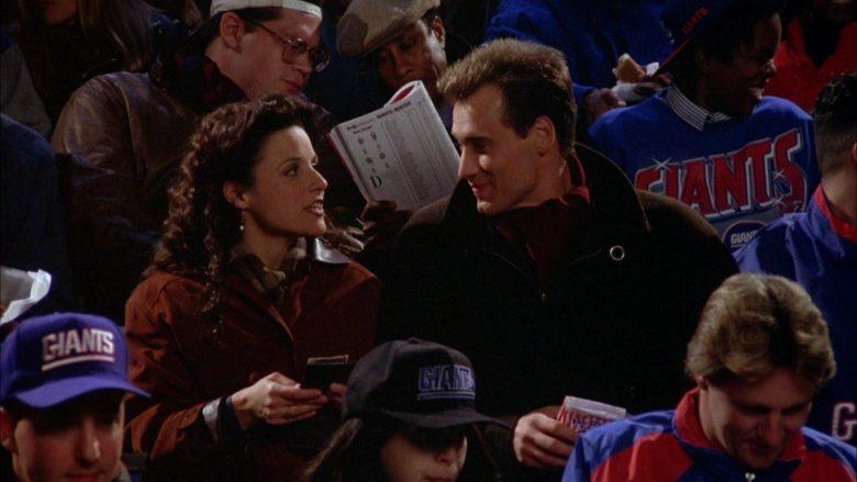 New York Giants in Seinfeld Season 5 Episode 9 The Masseuse (4)