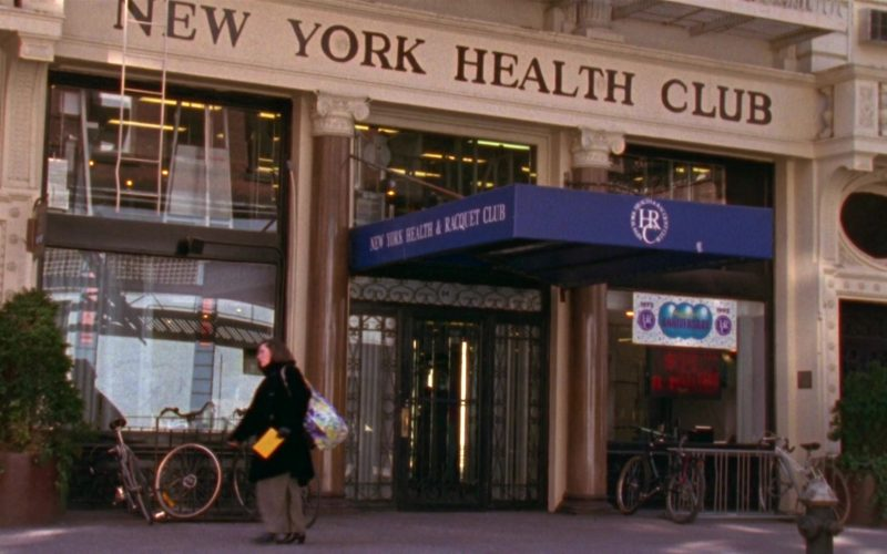 New York Health & Racquet Club in Seinfeld Season 5 Episode 17 The Wife (1)