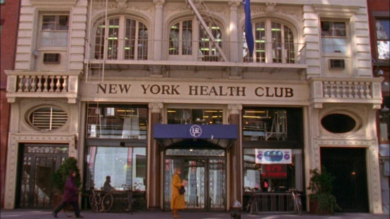 New York Health & Racquet Club in Seinfeld Season 5 Episode 17 The Wife (2)