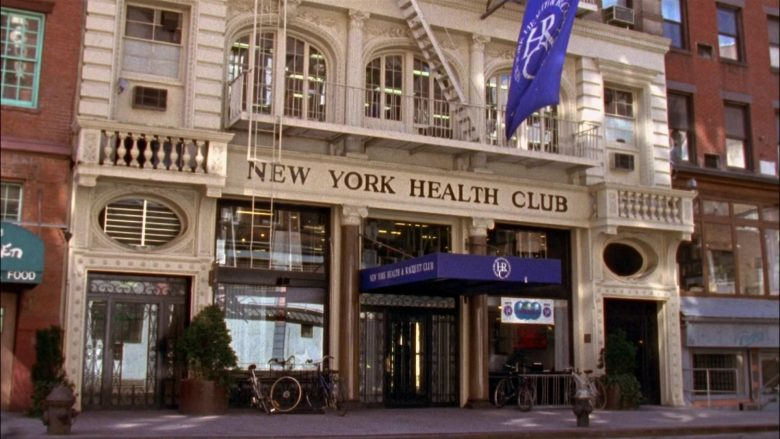 New York Health and Racquet Club in Seinfeld Season 6 Episode 19 The Jimmy (3)