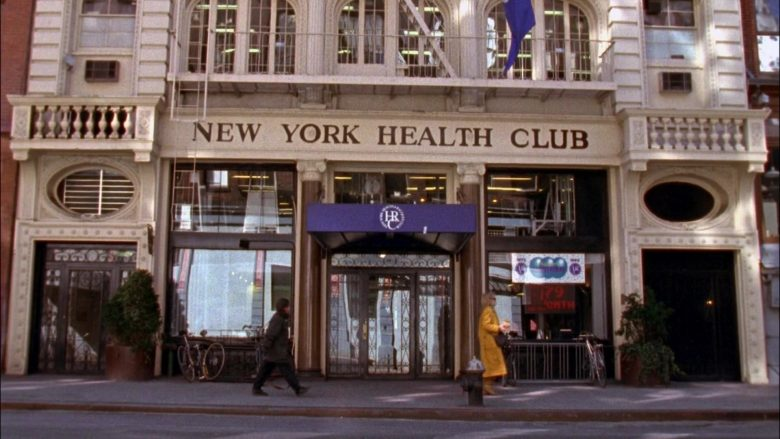 New York Health and Racquet Club in Seinfeld Season 6 Episode 19 The Jimmy (4)