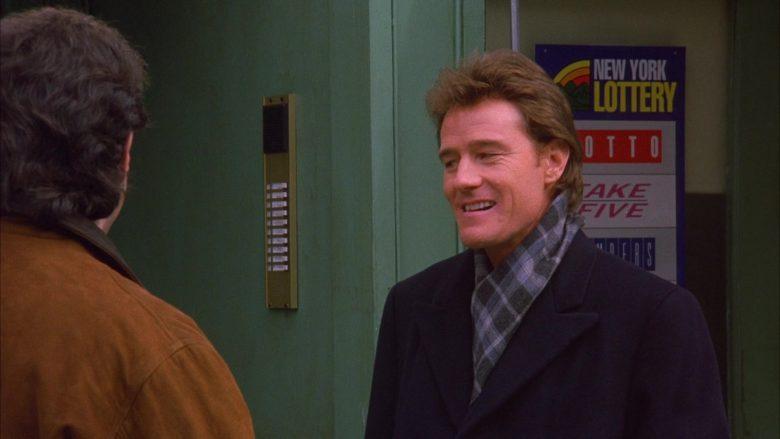 New York Lottery in Seinfeld Season 6 Episode 12 The Label Maker (1)