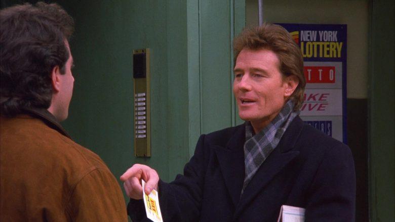 New York Lottery in Seinfeld Season 6 Episode 12 The Label Maker (2)