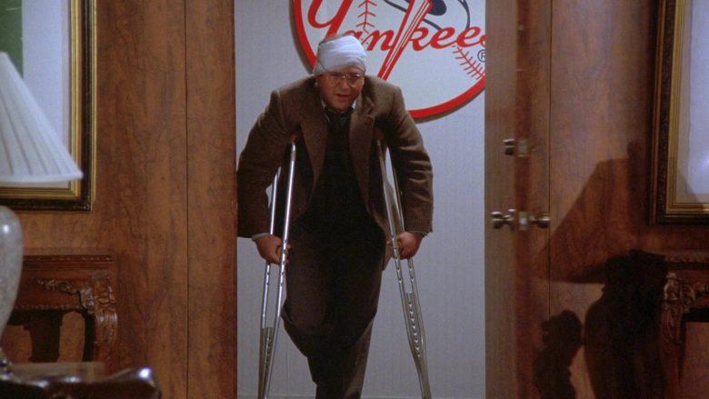 New York Yankees in Seinfeld Season 7 Episode 12 The Caddy