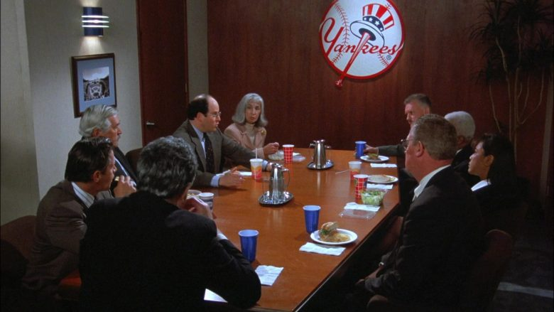 New York Yankees in Seinfeld Season 7 Episode 20 The Calzone (1)