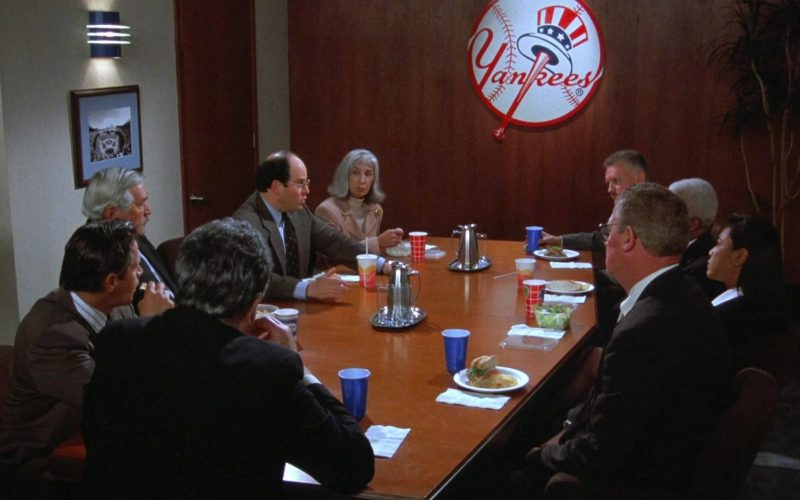 New York Yankees in Seinfeld Season 7 Episode 20 The Calzone (1)