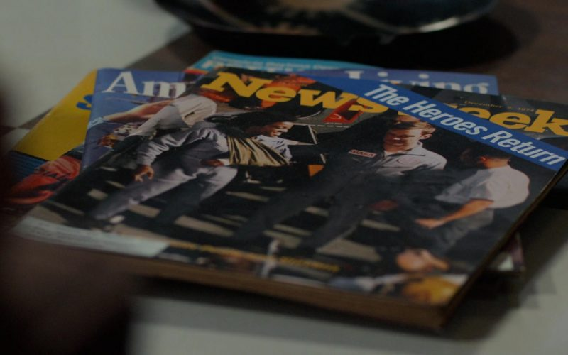 Newsweek Magazine in For All Mankind Season 1 Episode 8 Rupture