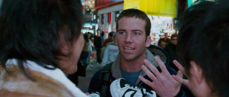 Nike Black & White Sneakers in The Fast and the Furious Tokyo Drift (3)