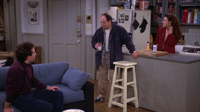 Nike Blue Sneakers Worn by Jason Alexander as George Costanza in Seinfeld Season 2 Episode 4 (1)