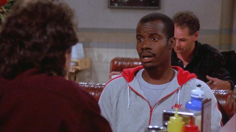 Nike Hoodie For Men in Seinfeld Season 7 Episode 5 The Hot Tub (2)