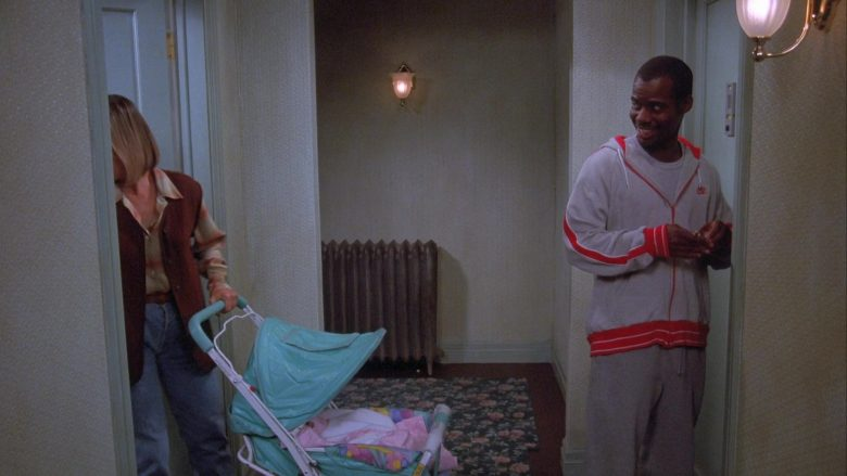 Nike Hoodie For Men in Seinfeld Season 7 Episode 5 The Hot Tub (4)