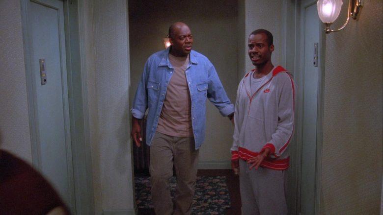Nike Hoodie For Men in Seinfeld Season 7 Episode 5 The Hot Tub (6)