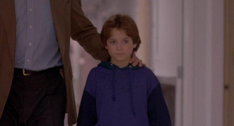 Nike Hoodie Worn by Elijah Wood as Mark Evans in The Good Son (1)