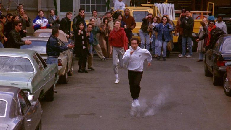 Nike Hoodie Worn by Jerry Seinfeld in Seinfeld Season 6 Episode 10 The Race (3)