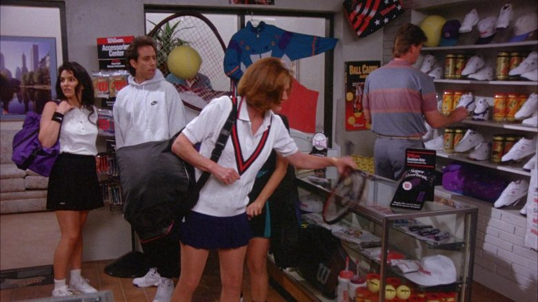 Nike Hoodie Worn by Jerry Seinfeld in Seinfeld Season 6 Episode 11 The Switch (1)