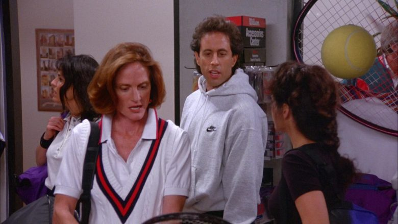 Nike Hoodie Worn by Jerry Seinfeld in Seinfeld Season 6 Episode 11 The Switch (2)