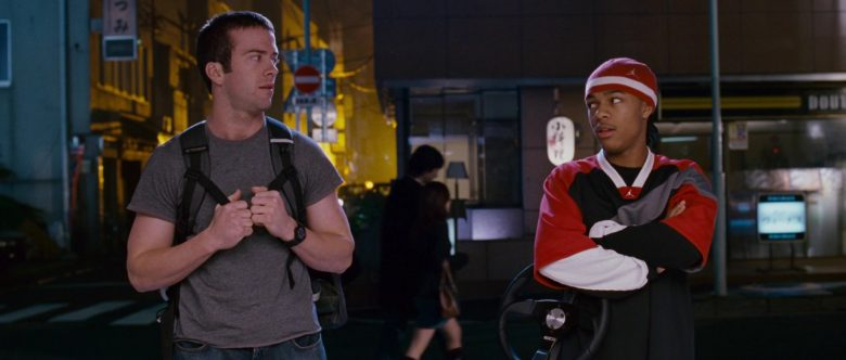 Nike Jordan Beanie Hat and Jersey Worn by Bow Wow as Twinkie in The Fast and the Furious Tokyo Drift (1)
