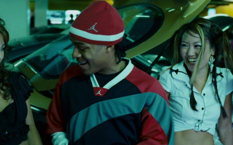 Nike Jordan Beanie Hat and Jersey Worn by Bow Wow as Twinkie in The Fast and the Furious Tokyo Drift (3)