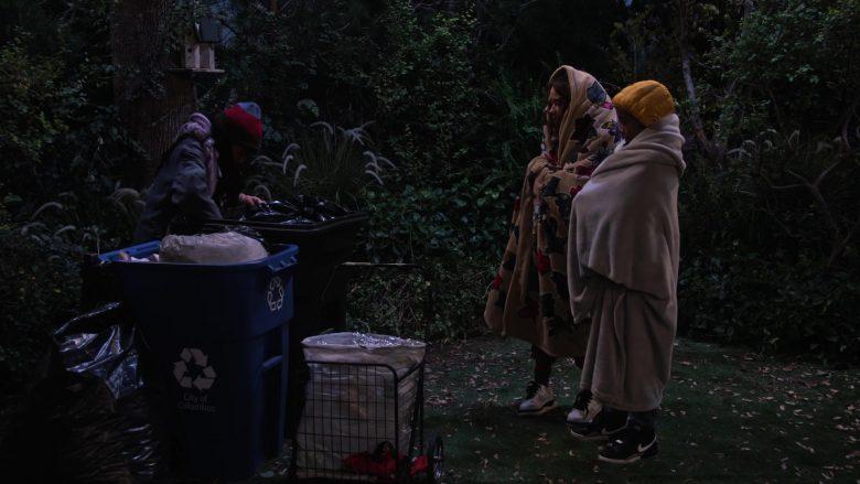 Nike Jordan Boys Sneakers Worn by Isaiah Russell-Bailey as Shaka McKellan in A Family Reunion Christmas (4)