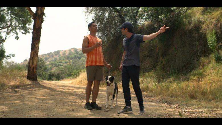Nike Running Shoes Worn by Penn Badgley as Joe Goldberg in YOU Season 2 Episode 7 Ex-istential Crisis