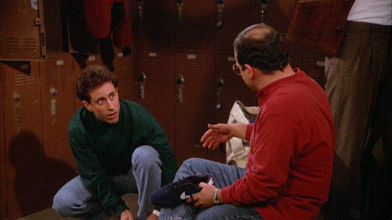 Nike Shoes Worn by Jason Alexander as George Costanza in Seinfeld Season 3 Episode 17 (1)