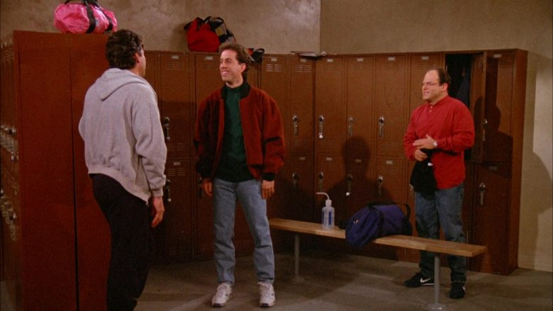 Nike Shoes Worn by Jason Alexander as George Costanza in Seinfeld Season 3 Episode 17 (4)