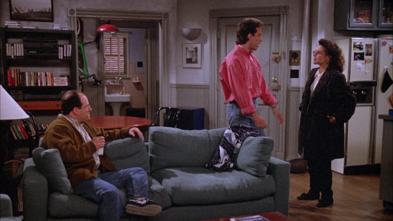 Nike Shoes Worn by Jason Alexander as George Costanza in Seinfeld Season 3 Episode 20 The Good Samaritan