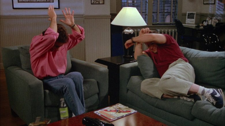 Nike Shoes Worn by Jason Alexander as George Costanza in Seinfeld Season 4 Episode 2 (2)