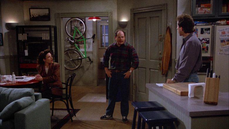 Nike Shoes Worn by Jason Alexander as George Costanza in Seinfeld Season 4 Episode 22