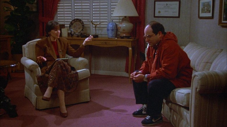 Nike Shoes Worn by Jason Alexander as George Costanza in Seinfeld Season 4 Episodes 23-24 (2)