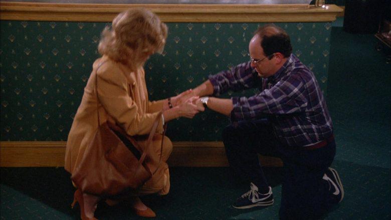 Nike Shoes Worn by Jason Alexander as George Costanza in Seinfeld Season 5 Episode 2