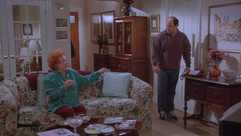 Nike Shoes Worn by Jason Alexander as George Costanza in Seinfeld Season 7 Episode 16 The Shower Head