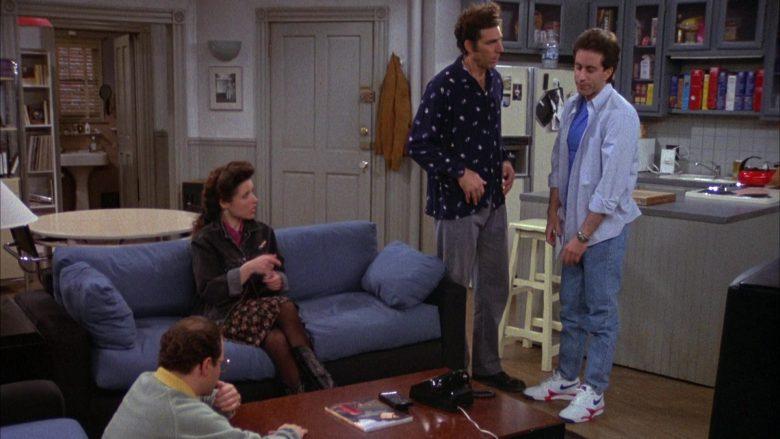 Nike Shoes Worn by Jerry Seinfeld in Seinfeld Season 2 Episode 7 (2)
